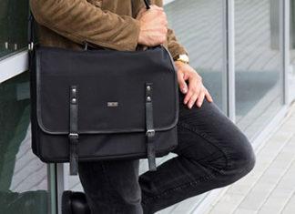Funkcjonalne torby męskie idealne na co dzień