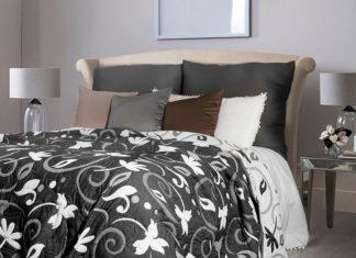 Narzuty na łóżko - obowiązkowy element każdej modnej i pięknej sypialni