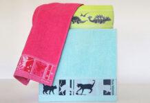 Czym kierować się wybierać ręczniki dla dzieci